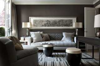 An Interior Designer's Artful and Art-Filled NYC Town House - Photo 6 of 6 -