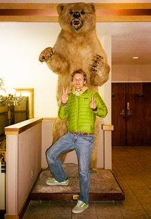 Photographer Q&A: Kamil Bialous - Photo 1 of 7 - Kamil's official Dwell Alaska portrait.