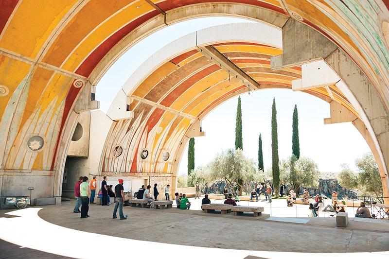 Visionary Architect Focus: Paolo Soleri