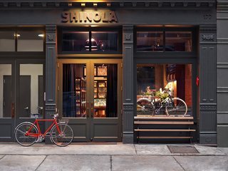 Shinola Pairs with Rockwell to Bring Detroit to Tribeca - Photo 1 of 5 -