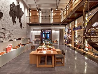 Shinola Pairs with Rockwell to Bring Detroit to Tribeca - Photo 4 of 5 -