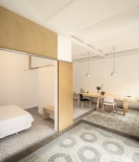 1930s Barcelona Apartment Gets a Minimal Makeover - Photo 3 of 8 -
