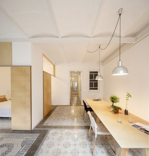 1930s Barcelona Apartment Gets a Minimal Makeover - Photo 5 of 8 -