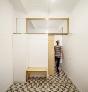 1930s Barcelona Apartment Gets a Minimal Makeover - Photo 8 of 8 -