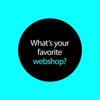 Blogger Focus: Favorite Webshops - Photo 1 of 6 -