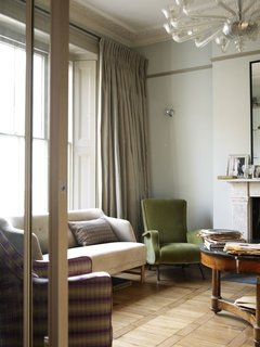 A Gracious London Terrace House Is Reborn with Salvaged Materials - Photo 7 of 12 -