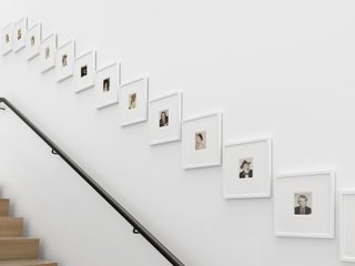 Andy Warhol at The Brant Foundation Study Center - Photo 11 of 15 - Other interesting additions included Polaroids from the '70s and '80's featuring familiar faces.<br><br>Credit Stefan Altenburger, Courtesy The Brant Foundation