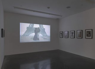 One of two films on show at The Brant Center.<br><br>Credit Stefan Altenburger, Courtesy The Brant Foundation
