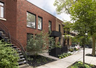 A Transformative Duplex Renovation in Montreal - Photo 14 of 15 -