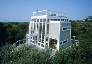 Must-See Modern Beach Houses on Fire Island Tour - Photo 1 of 8 -
