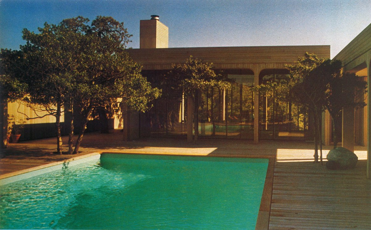 632 Fire Island Boulevard by James McCleod (1969).  Photo 8 of 8 in Must-See Modern Beach Houses on Fire Island Tour
