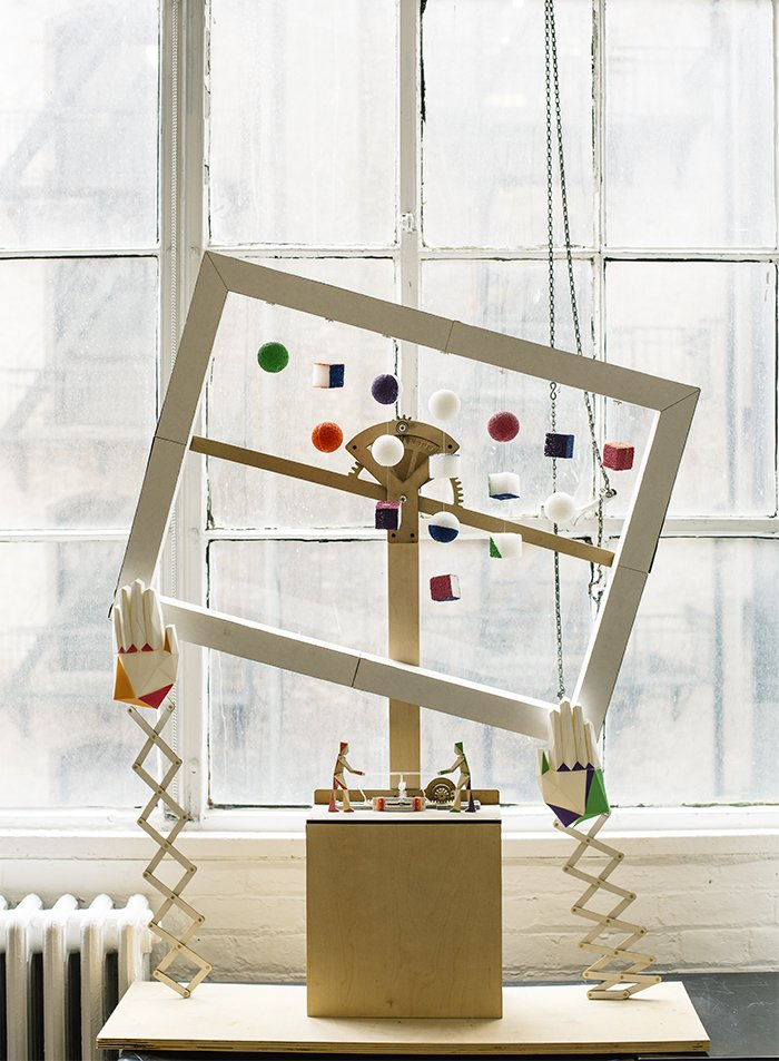 """The company collaborated with Labour, a Brooklyn-based design studio, on """"Art Handles,"""" a 2013 installation for MoMA Design Store.  Photo 7 of 7 in DIY Electronics Company Aims to Turn Even the Least Savvy Users Into Smart Tech Wizards"""