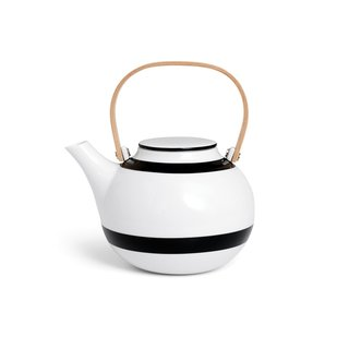 """10 Ways to Bring a Little """"Hygge"""" Into Your home - Photo 3 of 10 - This timeless porcelain teapot was designed by Ditte Reckweg and Jelena Schou Nordentoft."""