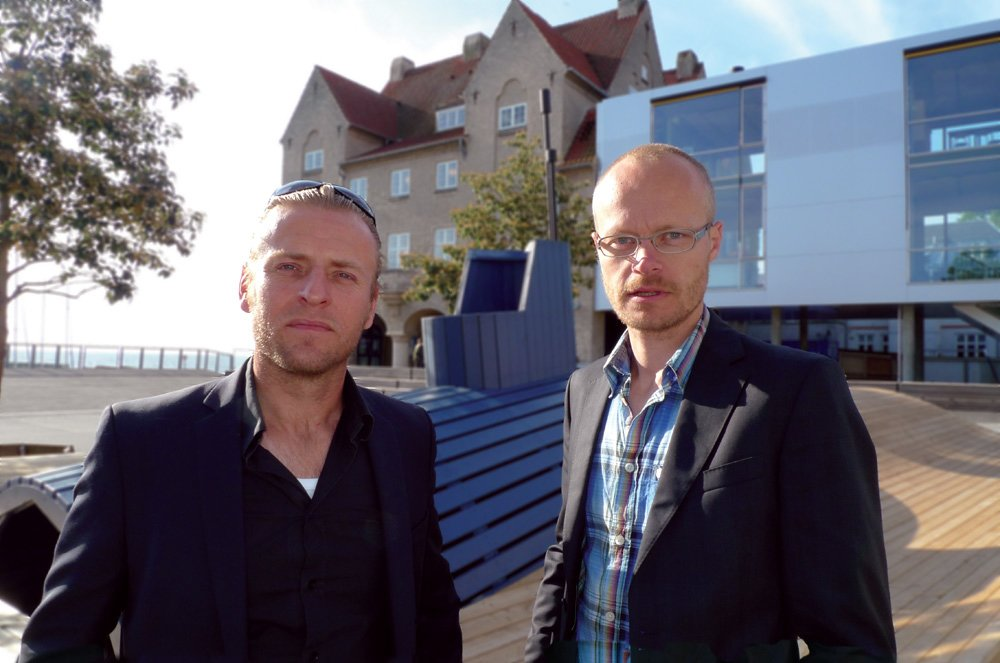 Monstrum was founded in 2003 by Ole B. Nielsen and Christian Jensen.