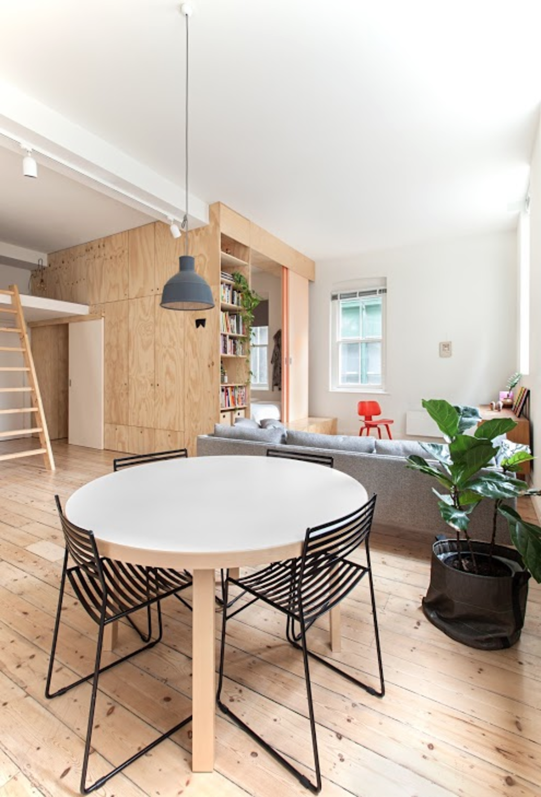 Apartment Room Count a tiny apartment renovation for a growing family in melbourne