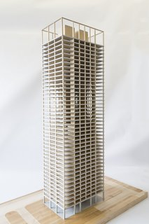 A 40-Story Skyscraper Built of Wood May Not Be Far from Reality - Photo 1 of 8 -