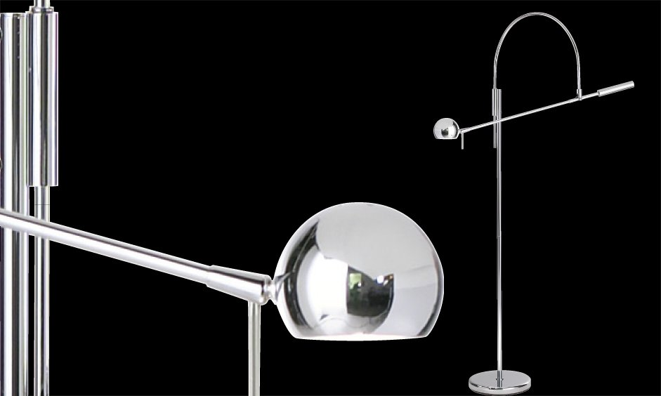 Case in point, one of his first creations was the Orbiter lamp, which was devised in 1967 as a functional and mechanically-based design. The simple arc treatment turned it into a timeless piece that's still in production today.  Photo 5 of 10 in The Lighting Designer Who Has Melded Form with Function for Decades