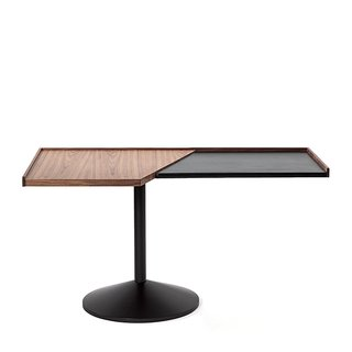 Editor's Picks: 7 Irresistible, Modern Furnishings - Photo 6 of 7 - Like the Roman pendulum scale that gives it its name, Franco Albini's 840 Stradera table for Cassina—originally released in 1954—is a study in balance. See more reissued furniture here.