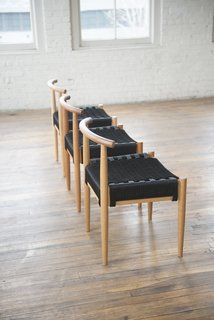 This Modern Chair is Made from a Whopping 220 Feet of Rope - Photo 2 of 4 -