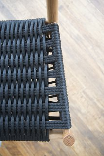 This Modern Chair is Made from a Whopping 220 Feet of Rope - Photo 3 of 4 -