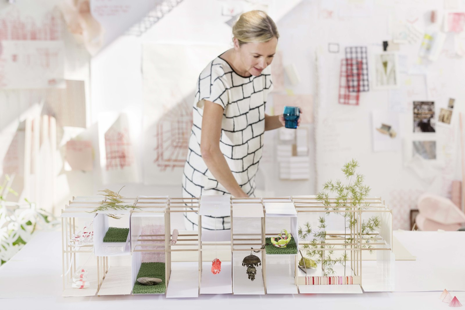Designer Louise Campbell Featured at Imm Cologne