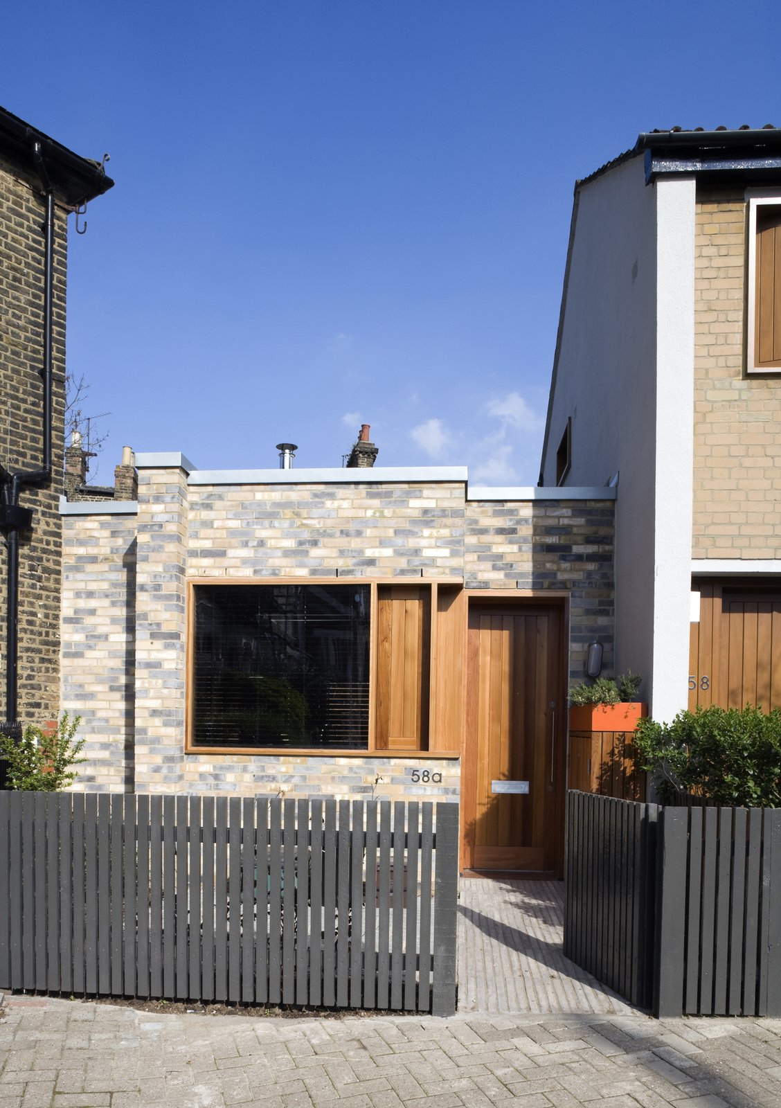 """We have described the house as an urban cabin and this captures the essential character we were seeking to achieve,"" says architect Charles Thomson. ""Because the plan is so tight, it was critical that every part was considered carefully. But we also wanted spaces that were simple and flexible to accommodate the typical range of family activities.""  Islington Residence by Kelly Dawson"