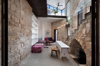 A 250-Year-Old Stone House in Israel With a Surprisingly Modern Interior