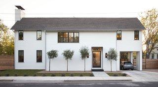 Modern Take on a Texas Farmhouse - Photo 1 of 8 -