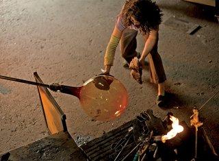 Designer Andi Kovel Breaks the Mold in Glassmaking - Photo 1 of 1 -