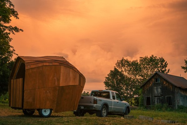 Summer Design Program Crafts Its Own Mobile Dwelling - Photo 2 of 5 -