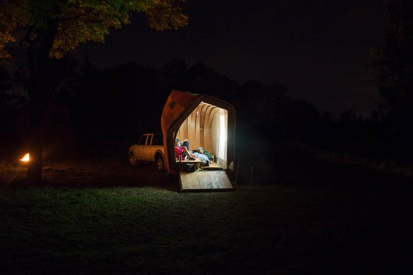 Summer Design Program Crafts Its Own Mobile Dwelling - Photo 5 of 5 -