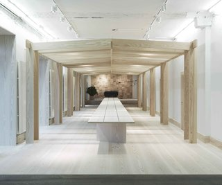 Generations-Old Danish Wood Firm Dinesen Unveils Spiffy Copenhagen Showroom - Photo 1 of 6 -