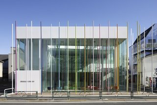 French Architect Brings Brilliant Color to Tokyo - Photo 7 of 10 -
