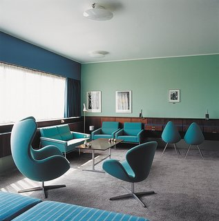 Jaime Hayon Reimagines a Room in an Iconic Copenhagen Hotel - Photo 10 of 10 -