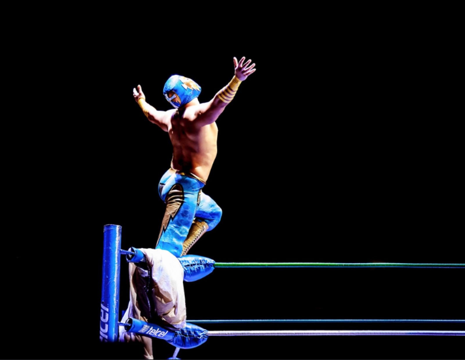 """Lucha Libre  """"The lucha libre (professional wrestling) at the Arena Mexico is an event not to be missed on a visit to Mexico City if you happen to be here on a Friday night. A mix between a sporting event and a circus performance, it's the ideal place to get all your work week's stress out by yelling at the rudos (bad guys) or the tecnicos (good guys), and be amused by the interaction of the crowd with every member in the ring."""""""