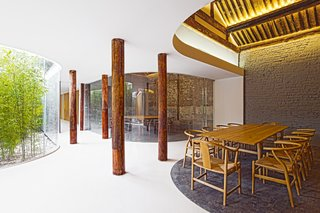 An Historic Beijing Structure Gets a Modern Makeover - Photo 6 of 7 -