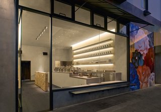 Modern Tea Shop in San Francisco - Photo 1 of 6 -