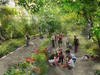 Discover How Parks Can Protect Cities from Natural Disasters at Dwell on Design New York - Photo 5 of 5 -