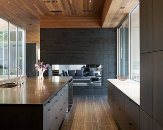 A Bold Home Creatively Combines Curves and Modern Lines - Photo 5 of 10 -