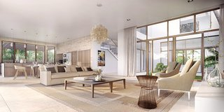 Discover How Architect Chad Oppenheim Is Reinventing the Suburb - Photo 4 of 4 - Each Oppenheim residence at Botaniko Weston features a modern interior design scheme by V Starr, the interior design firm led by Venus Williams.