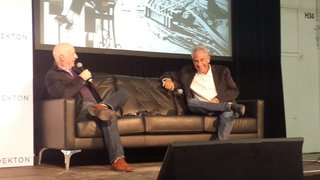 Paul Goldberger and Eric Owen Moss on Avant-Garde Architecture, Frank Gehry, and Los Angeles vs. New York - Photo 6 of 6 -