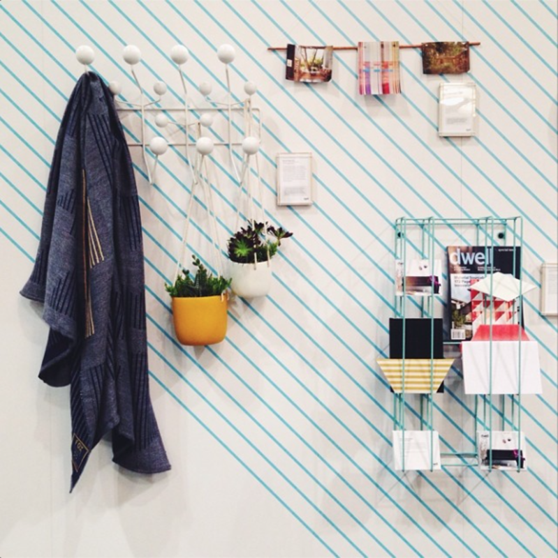 """""""Cash-and-carry @dwellmagazine store pop-up shop at #dod2014! (Booth #1213)"""""""