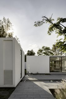 A Minimalist Mexican Retreat Uses an Array of Strategies to Beat the Heat - Photo 3 of 7 - While it was AS/D's idea to create four separate masses instead of a central house, it was the residents who decided on the arrangement of those masses.