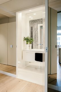 This Tiny Warsaw Studio Instantly Changes from Office to Playroom - Photo 7 of 13 -