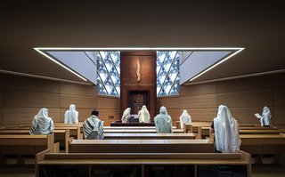You Won't Believe That These Incredible Modern Buildings are Chapels and Synagogues - Photo 5 of 21 -