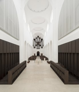You Won't Believe That These Incredible Modern Buildings are Chapels and Synagogues - Photo 7 of 21 -