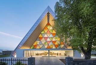 You Won't Believe That These Incredible Modern Buildings are Chapels and Synagogues - Photo 12 of 21 -