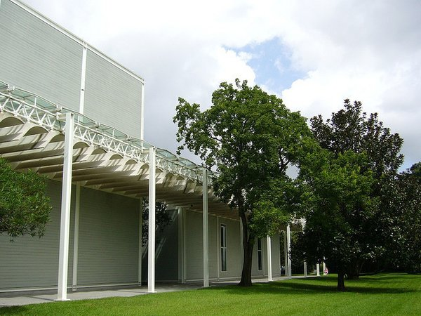 Designed by Renzo Piano, the Menil Collection contains some 17,000 works by a wide-array of 20th-century modernists, from Man Ray to Mark Rothko.