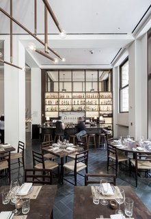 Date Night for Architects: New York's Newest Restaurant with Design Cred - Photo 3 of 6 -