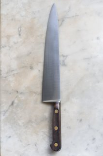 "Shops We Love: Quitokeeto - Photo 3 of 8 - ""I also love the antique K Sabatier chef's knives,"" she says. ""They were produced in the 1950s. They're carbon steel, rustic, incredibly beautiful, and fleeting; we're nearing the end of the stock. It's a knife I use at home with great pleasure, one I hope to have ten or twenty years from now."" Swanson sources the vintage items on her site from travels around the world."